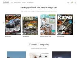 Engaged Media Inc. screenshot