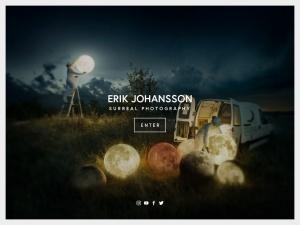 Photographer Erik Johanssonのスクリーンショット