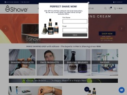 eShave screenshot