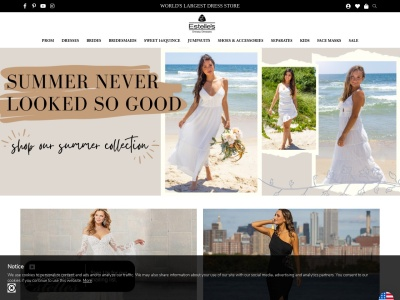 Estelle's Dressy Dresses Reviews