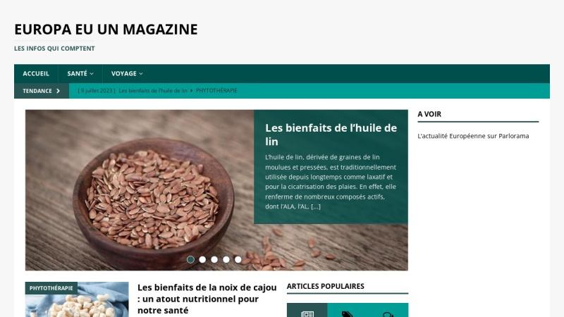 europa-eu-un.org Vorschau, Europäische Union @ Vereinte Nationen