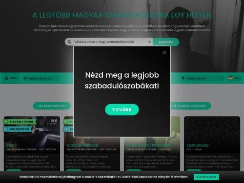 http://exitgames.hu/jatekhelyszinek?game_filter[city]=Sopron&game_filter[category]=