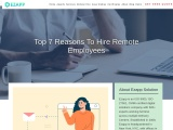 Top 7 Reasons To Hire Remote Employees