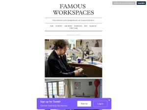 Famous Workspacesのスクリーンショット