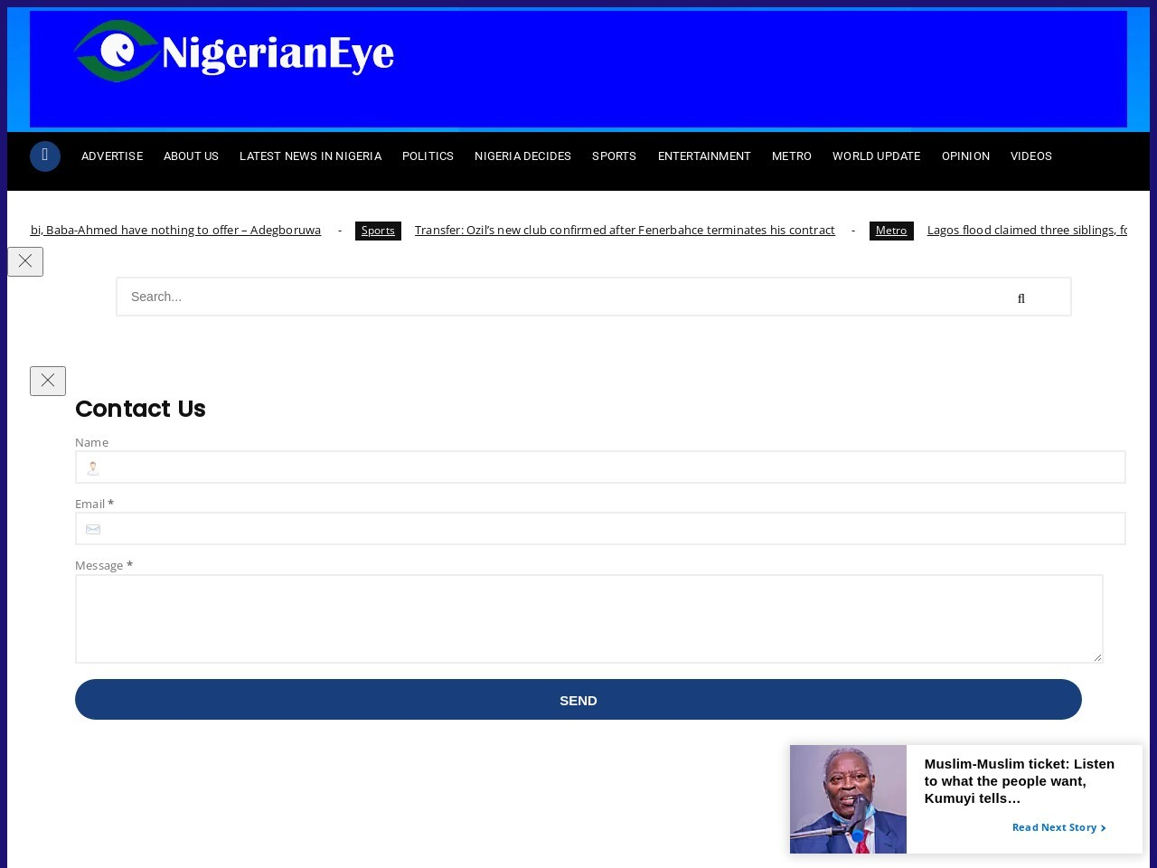 Police arraigns Peace Corps Commandant, Dickson Akoh, others in court