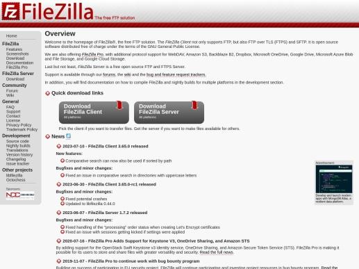 http://filezilla-project.org/