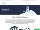 Get Email Marketing Services with First DigiAdd