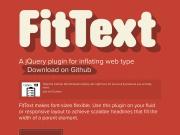 http://fittextjs.com/