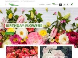 Flowerdelivery.com screenshot