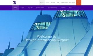 Visit us at flydenver.com
