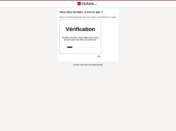 Hotels.com France screenshot
