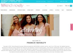 frenchnovelty.com