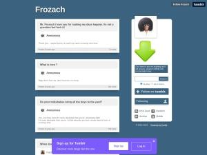 Frozachのスクリーンショット