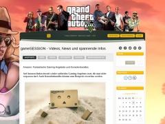 gameSESSION ~Videos, News und spannende Infos~ - Hauptseite
