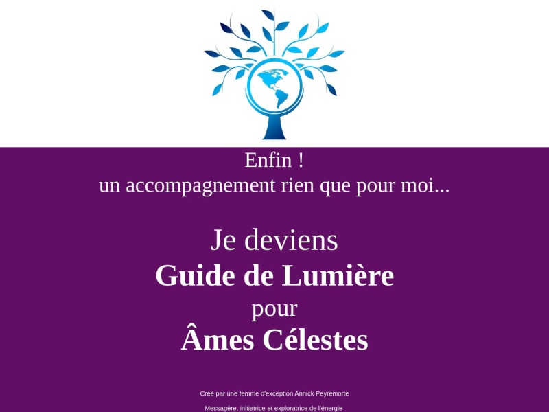 devenir guide de lumiere pour ames celestes