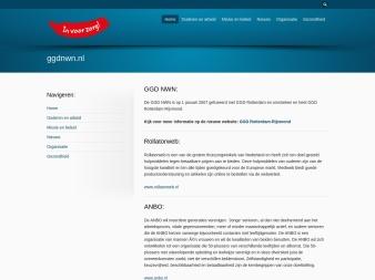 ggdnwn.nl screenshot