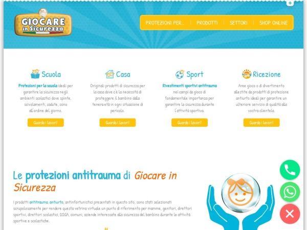 Rivestimenti e protezioni gomma antitrauma per la scuola e lo sport