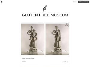 GLUTEN FREE MUSEUMのスクリーンショット