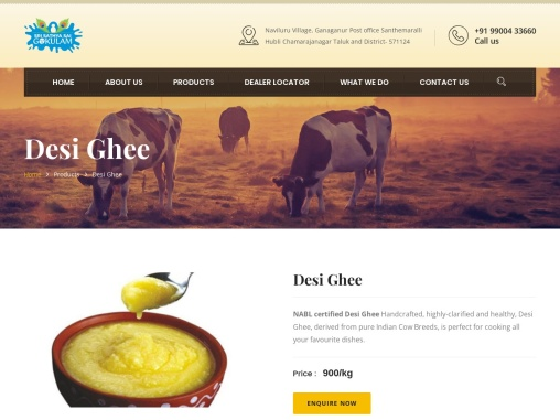 Buy online ghee, milk suppliers, and manufacturers in India.