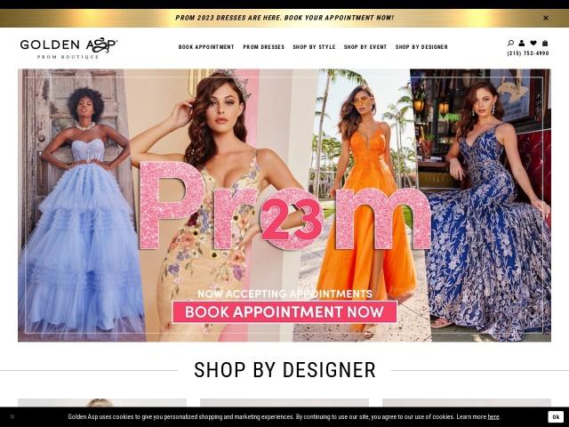 goldenaspprom.com