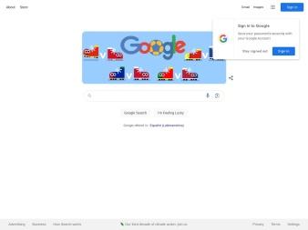 google.com.ni screenshot