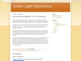 Green Light Home Appliances: LED TV manufacturers