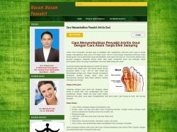 Obat Penyakit Artritis Gout