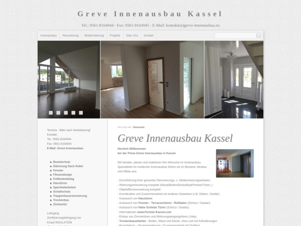 Details : Greve Innenausbau Kassel