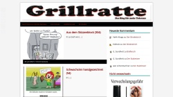 grillratte.de Vorschau, Grillratte
