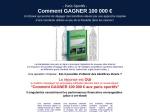 COMMENT GAGNER 100 000 € AUX PARIS SPORTIFS