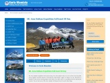 Mt. Ama Dablam Expedition for 30 days