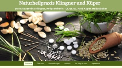 heilpraktiker-klingner-kueper.de Vorschau, Naturheilpraxis Klingner und Küper