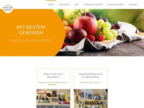 Biomarkt Helga´s Hollerbusch