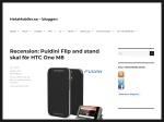 Blogg om heta mobiltelefoner