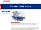 Best Microwave Heating Systems Offered By Kerone