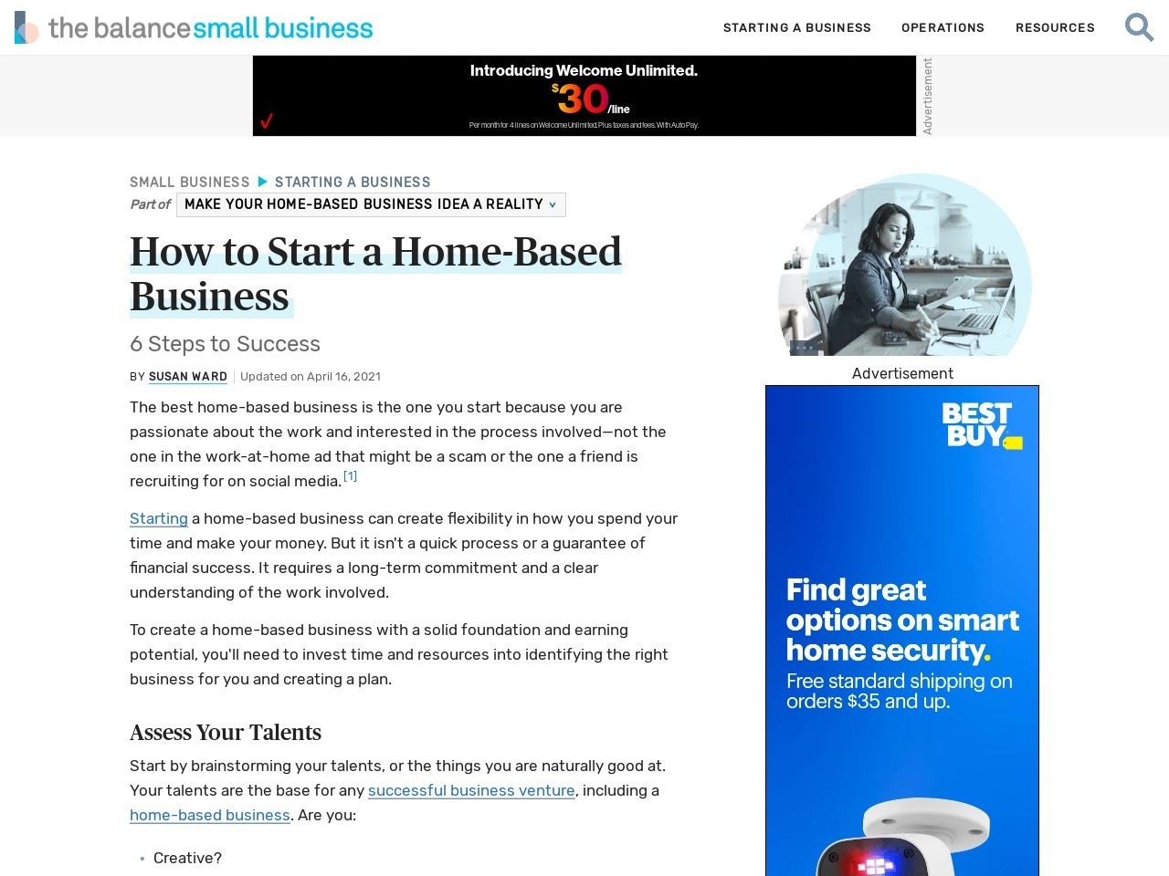 How to Choose the Best Home Business Option for…