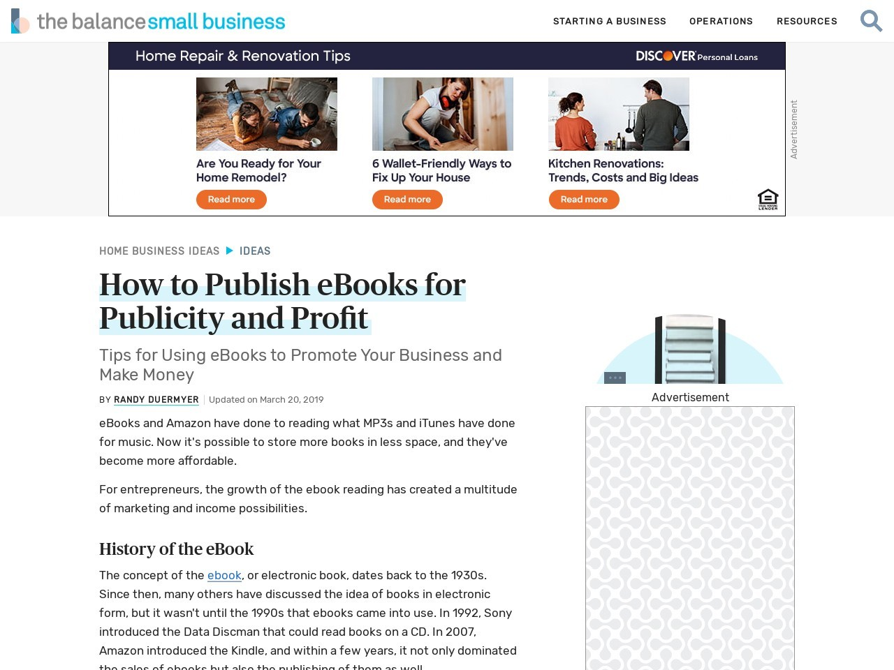 Don't miss out on the self-publishing…