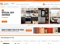 http://homedepot.com coupon and discount codes