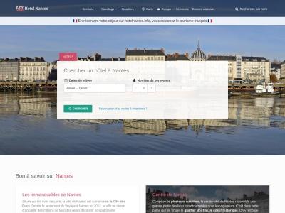 HotelNantes.info : Les hôtels de Nantes