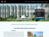 Supertech Eco Village 2 in Noida Extension – Ready to Move Apartments