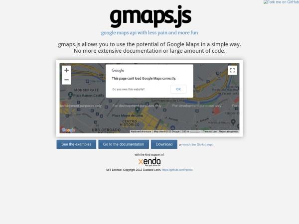http://hpneo.github.io/gmaps/