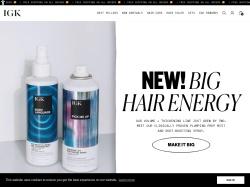 IGK Hair screenshot
