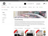 Double Bedding Sets online store uk