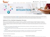 Integration With Netsuite | Netsuite Integration