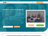 sap basis training in bangalore IntelliMindz is the best IT Training in Bangalore  placement, offer
