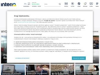 interia.pl screenshot