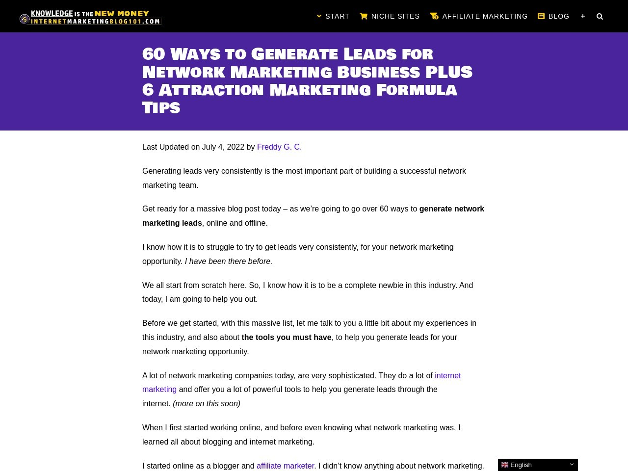 Attraction Marketing Techniques – 6 Tips to Do It Right!