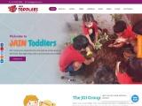 Jain Toddlers An International Pre Schools | Jain Kids Play Schools, Hyderabad