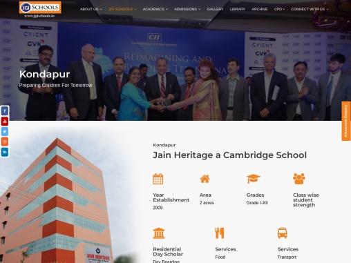 Best School in Telangana | Best CBSE School in Kondapur