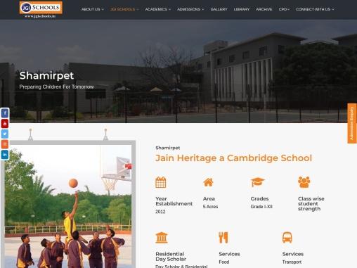 Best School in Telangana | Residential School